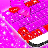 Neon Jelly Keyboard icon