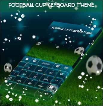 Football Cup Keyboard Theme apk screenshot
