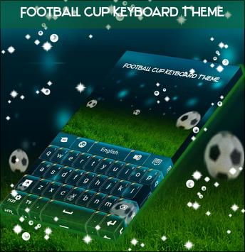 Football Cup Keyboard Theme apk screenshot