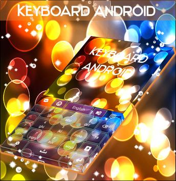 Yellow Circles Keyboard Theme screenshot 3