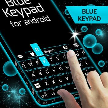 Keypad Blue for Android screenshot 4