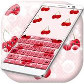 Cherry Keyboard Theme icon
