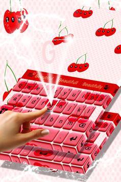 Cherry Keyboard Theme screenshot 2
