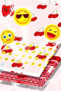 Cherry Keyboard Theme screenshot 4