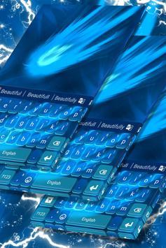 Comet Keyboard poster