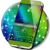 Colorful Space Keyboard icon