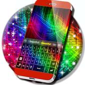 Rainbow Keyboard For Samsung icon