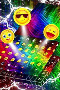 Rainbow Keyboard For Samsung screenshot 4