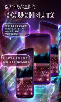 Doughnuts Keyboard Theme screenshot 3