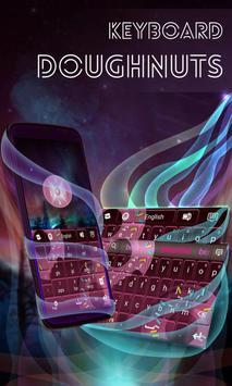 Doughnuts Keyboard Theme screenshot 2