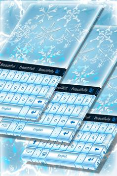 Frozen Keyboard Affiche