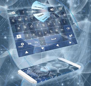 Simple Keyboard Theme App poster