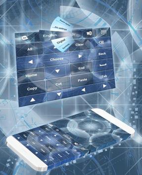 Simple Keyboard Theme App apk screenshot
