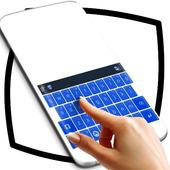 High Contrast Keyboard Theme icon