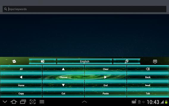 Galaxy Keyboard apk screenshot