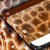 Animal Print Keyboard Theme icon