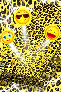 Animal Print Keyboard apk screenshot