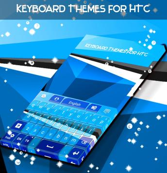 Keyboard Themes For HTC poster