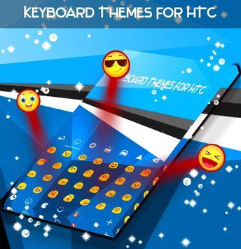 Keyboard Themes For HTC screenshot 2