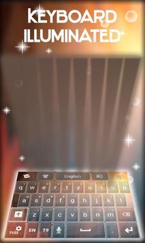 Illuminated Keyboard apk screenshot