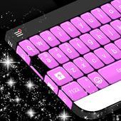 Patel Pink Keyboard icon