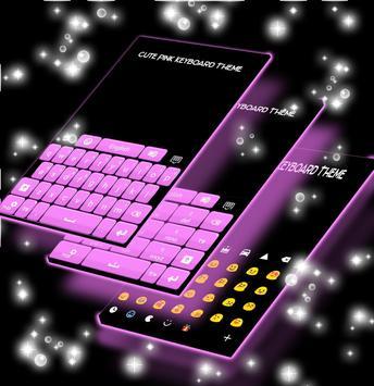 Patel Pink Keyboard apk screenshot
