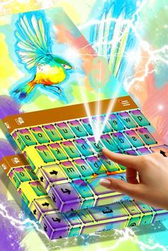 Unique Keyboard Theme screenshot 1