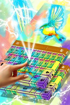 Unique Keyboard Theme screenshot 2