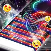 Ultra Colored Theme Keyboard icon