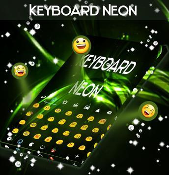 Aurora Lights Keyboard Theme apk screenshot