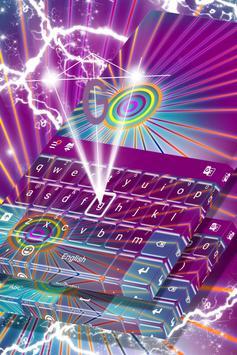 LSD Effect Keyboard apk screenshot