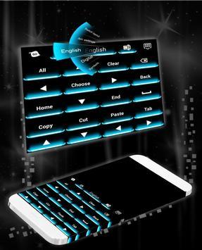 Neon Theme Keyboard Phone screenshot 2