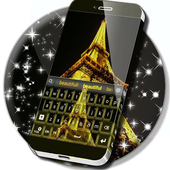 Paris Live Keyboard icon