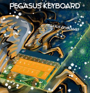 Pegasus Keyboard poster