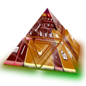 Muddy Red Keyboard Theme icon