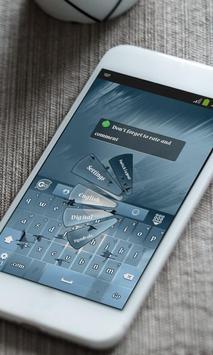 Night Flight Keyboard Theme apk screenshot