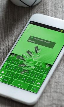 Green tree lights Keyboard screenshot 8