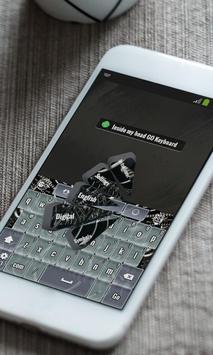 Inside my head Keyboard Theme apk screenshot