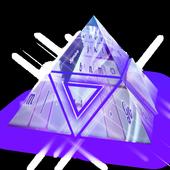 Purple Rebirth Keyboard Theme icon