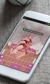 Pink life Keyboard Theme apk screenshot