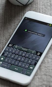 Pointy Objects Keyboard Theme apk screenshot