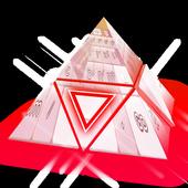 Strawberry pink Keyboard Theme icon