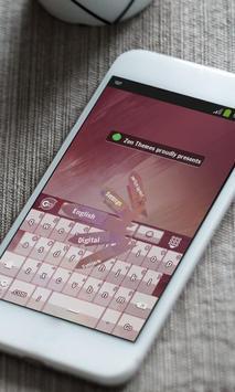 Survival Keyboard Theme screenshot 4