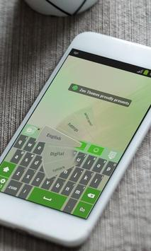 Savage jungle Keyboard Theme apk screenshot