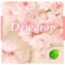 Dewdrop GO Keyboard Theme APK