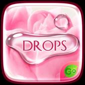 GO Keyboard Theme Drops icon