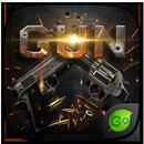 Gun GO Keyboard Theme & Emoji APK