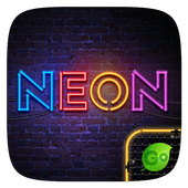 Neon GO Keyboard Theme & Emoji icon