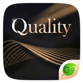 Quality GO Keyboard Theme icon