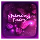 Shining Fairy Keyboard Theme APK